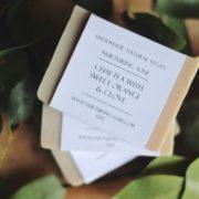 Chai Tea with Sweet Orange & Clove Soap - photo by Nurturing Soul
