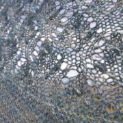 Coastal Walk Shawl by Joji Locatelli in Cross-breed Blend