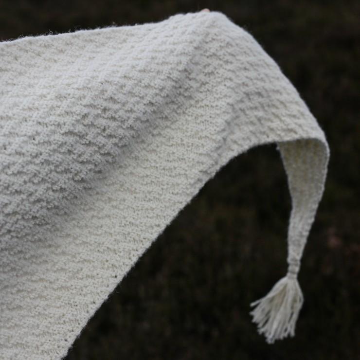 Comfort Shawl Texture