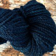 Cross-breed Blend Deep Indigo naturally dyed with indigo