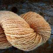 Killen Sock Autumn Gold naturally dyed with onion skins & quebracho red