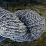 Killen Sock Pearl naturally dyed with gallnut