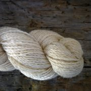 Longwool Blend Natural White
