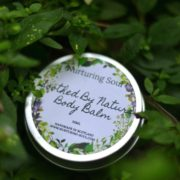 Soothed by Nature Body Balm - photo by Nurturing Soul