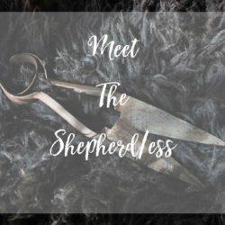 meet the shepherdess