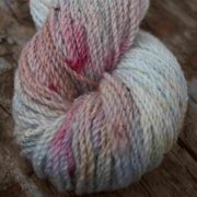 Hundreds and Thousands dyed with Calendula, Aquilegia, Rosemary, Cutch, Cochineal, Hibiscus & Rooibos