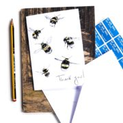 Thank-You Bees - photo by Hannah Longmuir